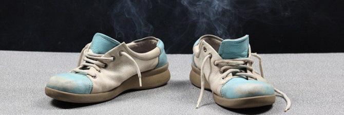 Как можно убрать запах с обуви в домашних условиях 105