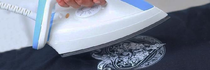 Как удалить наклейку с футболки в домашних условиях 679