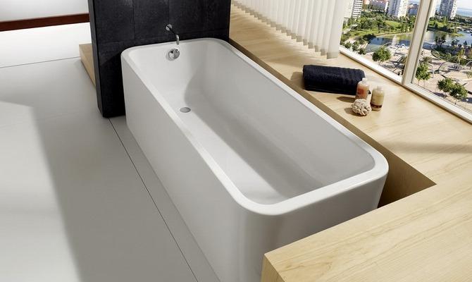 Что такое акриловая ванна?