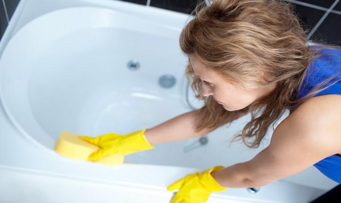 Недостатки акриловой ванны