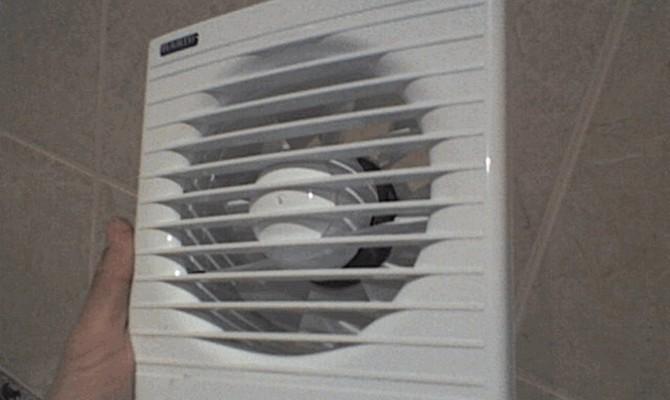 Вентилятор вытяжка своими руками