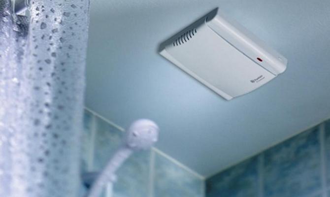 Обеспечение качественной вентиляции в ванной