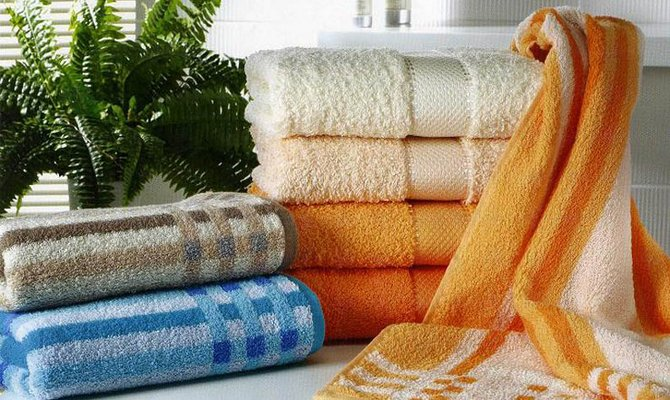 Советы по выбору махровых полотенец