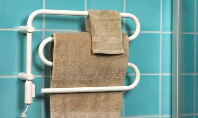 Электро полотенцесушитель в ванную