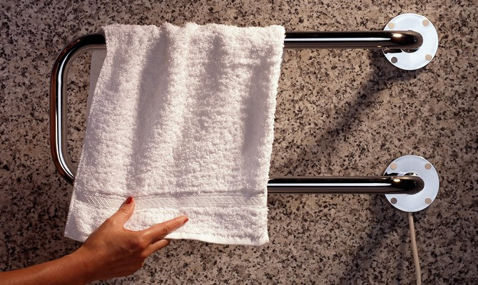 Правила установки и эксплуатации полотенцесушителей