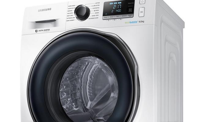 Загрузка стирального белья