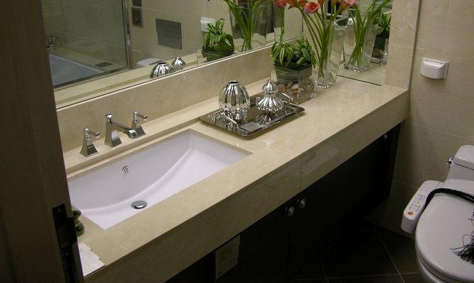 Выбираем столешницу для ванной