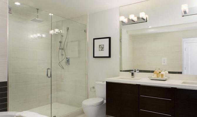 Выбираем светильник для ванной
