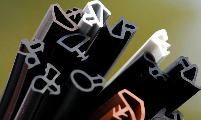 Резиновые уплотнители для кабин