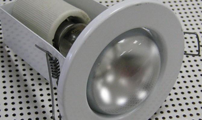 Лампы для ванной комнаты