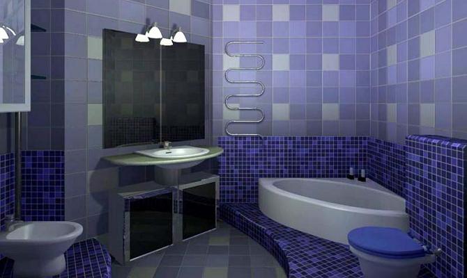 Особенности отделочных работ в ванной