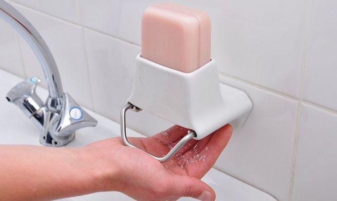 Немного о терках для мыла