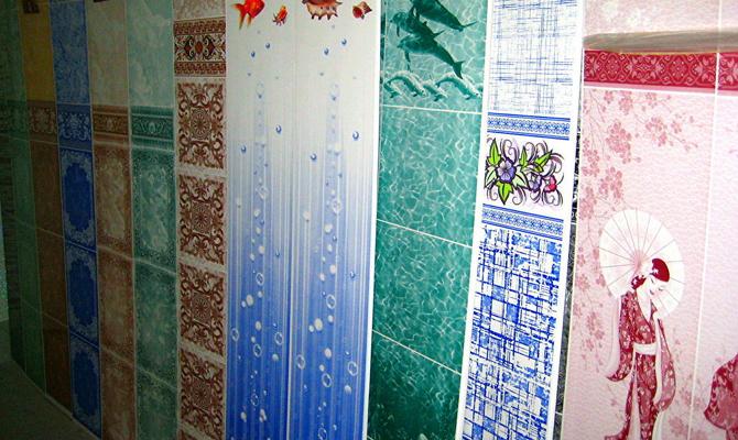 Декоративные панели с фризом