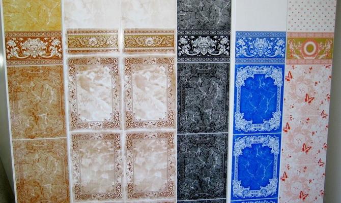 Как правильно выбрать пластиковые панели с фризом?