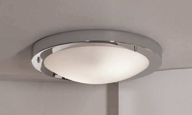 Виды освещения и типы светильников для ванной