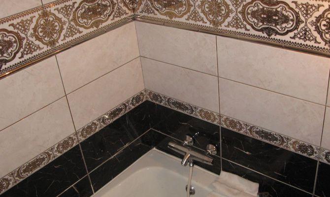 Основные виды отделки стен в ванной комнате