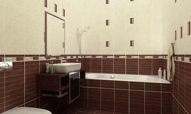 Какую плитку лучше выбрать в ванну?