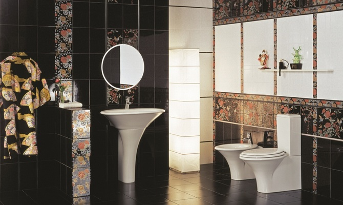 Функциональные характеристики плитки для ванной: на что обратить внимание