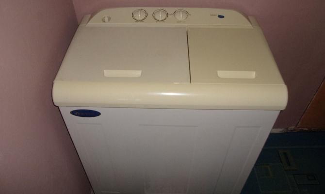 Разновидности полуавтоматических стиральных машин