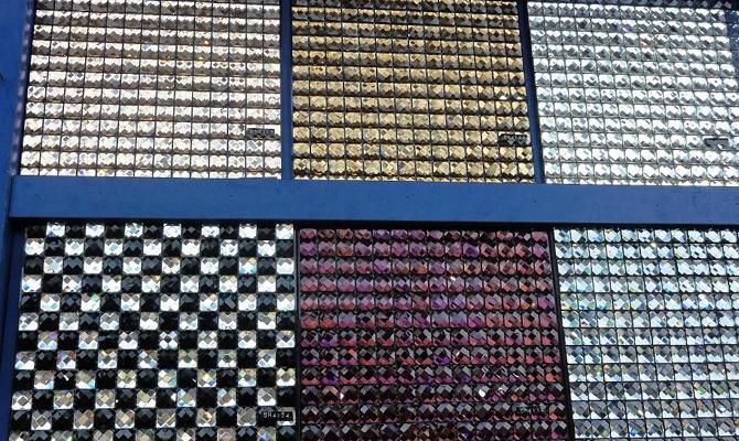 Габариты отделочного типа покрытия