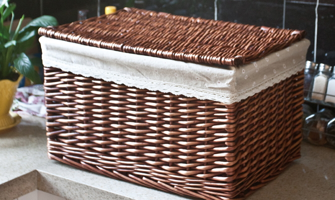 Вентиляция в корзине и ее влияние на сохранность белья