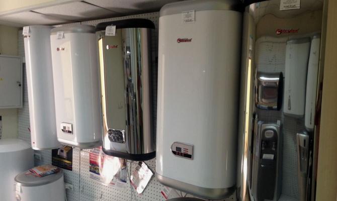 Основные виды бака водонагревателя