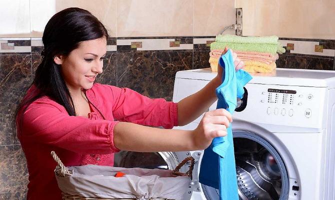Выбор места под стиральную машину