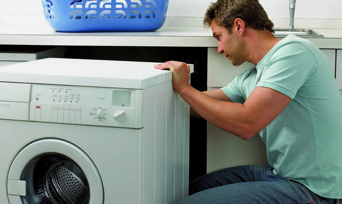 Порядок подключения стиральной машины