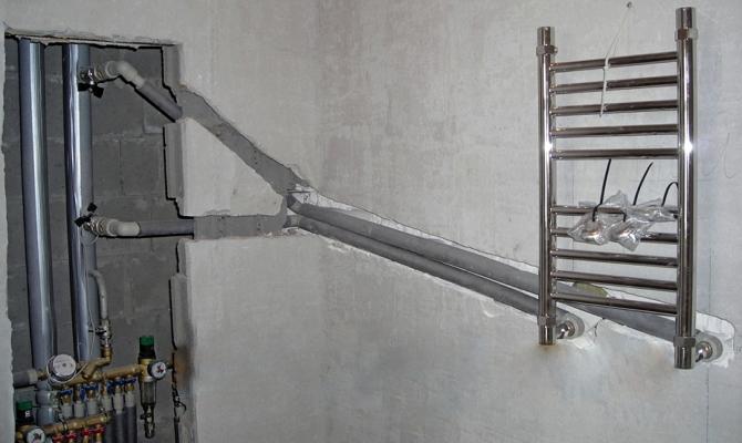 Замена труб в хрущевке своими руками фото 774