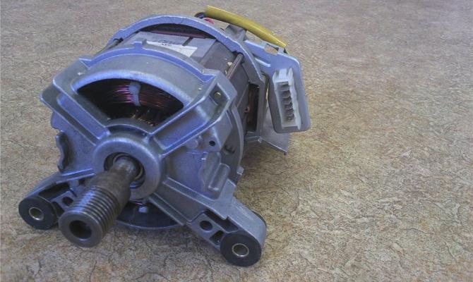 Внутреннее строение и принцип работы двигателя стиральной машины