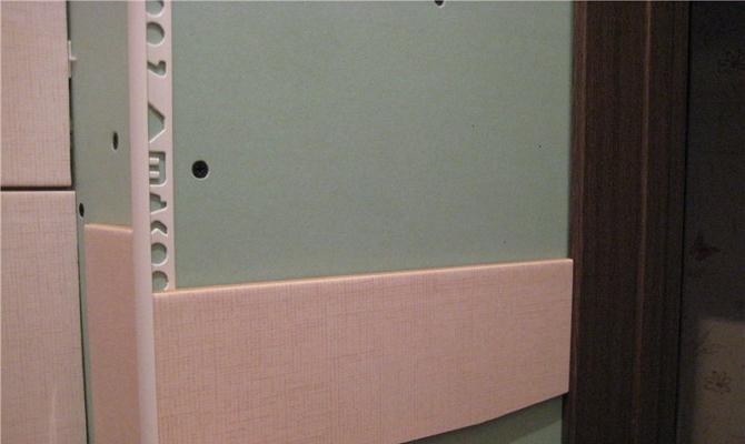 Внутренний угол для плитки