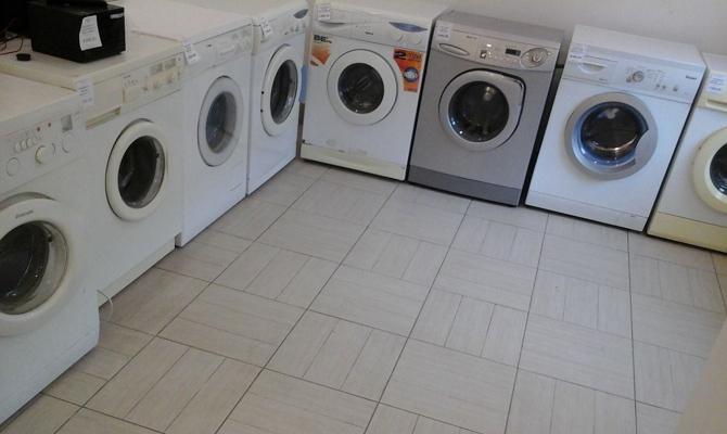 Типовые размеры стиральных машин