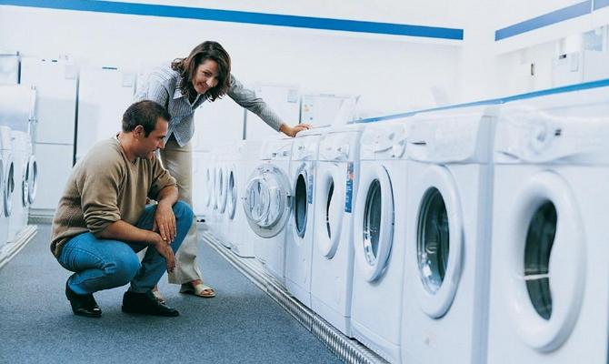Как выбрать стиральную машину с учетом размера?