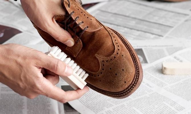 Спасение обуви домашними методами