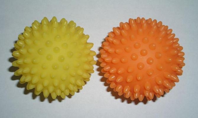 Шарики для улучшения качества стирки и сушки