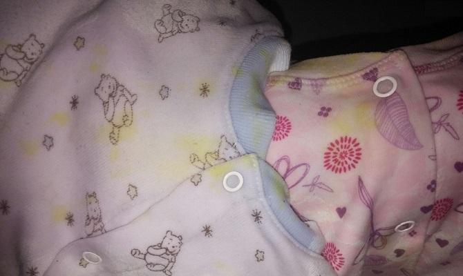 Чем вывести пятно на детской одежде в домашних условиях фото