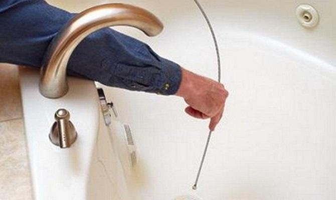 Засор в трубах устранение в домашних условиях