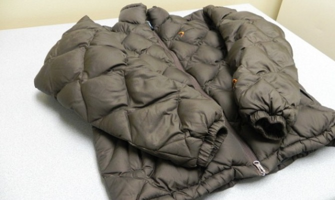 Как стирать зимнюю синтепоновую куртку в стиральной машине