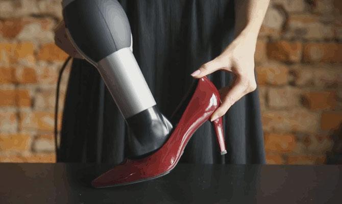 Как растянуть кожаную обувь, ботинки в домашних условиях