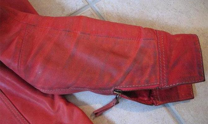 Характерные повреждения кожаных изделий, придающие вещи неухоженный вид