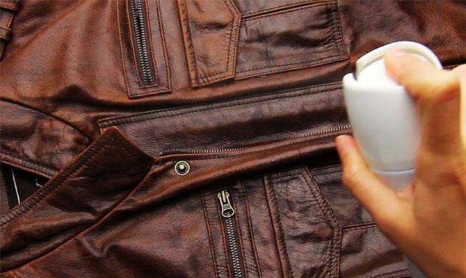 Способы окрашивания кожаной куртки в домашних условиях