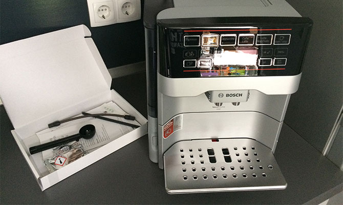 Чистка автоматических кофеварок