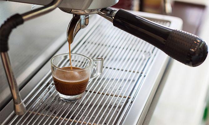 Правила выполнения чистки аппарата для кофе