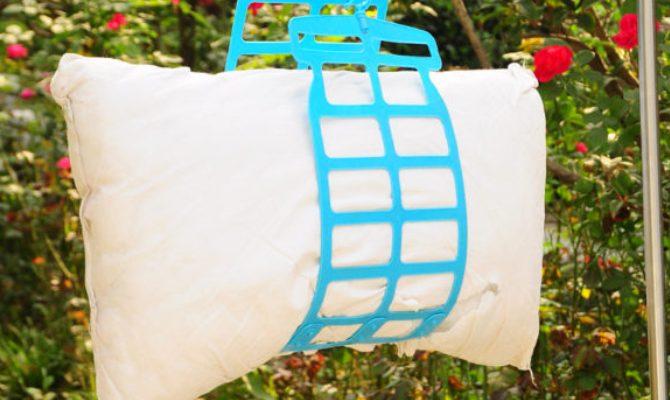 Как вручную постирать натуральную перьевую или пуховую подушку?