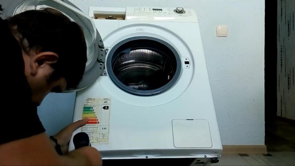 Каким образом заменить резину в люке стиральной машинки