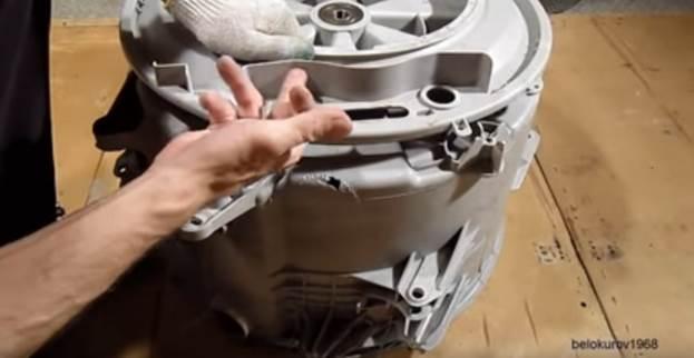 Как отремонтировать лопнувший бак