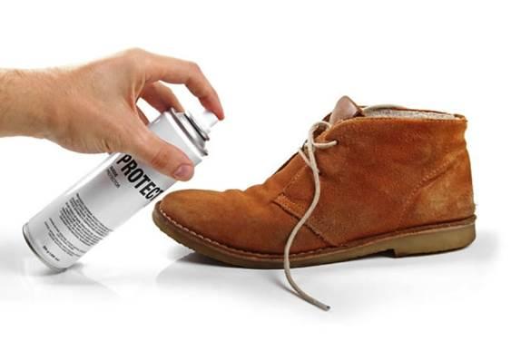 Как и чем убрать соль и белые разводы с замшевой и кожаной обуви