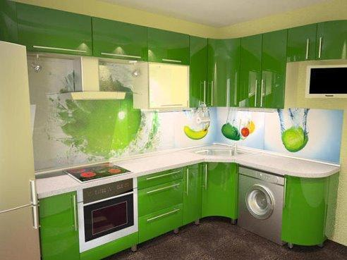 Чем мыть глянцевую кухню быстро и эффективно