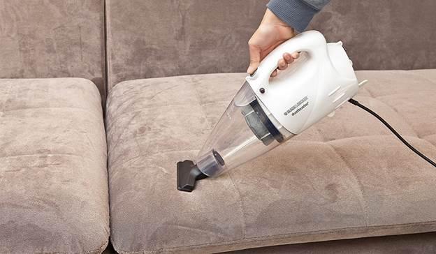 Как избавиться от запаха рвоты на диване?