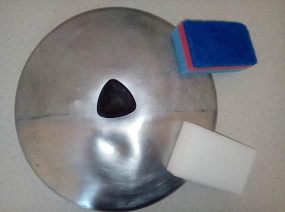 Как использовать меламиновую губку